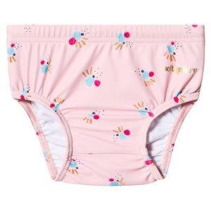 Image of Soft Gallery Mina Swim Pants Chintz Rose/Cockatoo Swim 24 Months