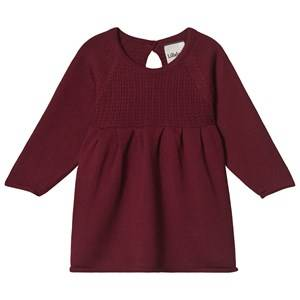 Lillelam Dress Christmas Cherry 92 cm (1,5-2 Years)