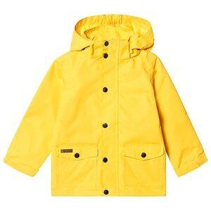 Kuling Stockholm Jacket Sunshine Yellow Shell jackets