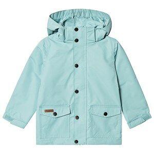 Kuling Stockholm Jacket Charmy Turquoise Shell jackets