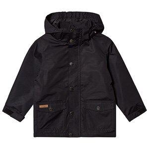 Kuling Stockholm Jacket Always Black Shell jackets