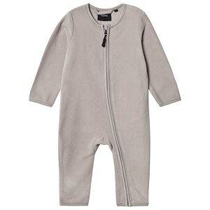 Kuling North Pole Baby Onesie Grey 68 cm