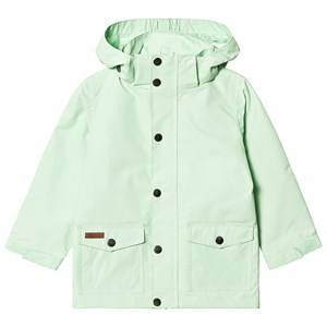 Kuling Stockholm Jacket Pastel Green Shell jackets