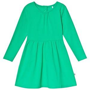 A Happy Brand Long Sleeve Dress Green 122/128 cm