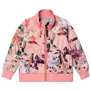 Image of Molo Hestie Soft Shell Jacket Flowers Of The World 104 cm (3-4 Years)