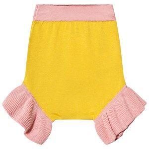 Wolf & Rita Martina Shorts Yellow 12 months