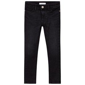 Image of Calvin Klein Jeans Black Skinny Jasper Jeans 16 years
