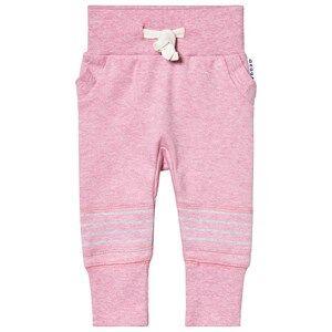 Geggamoja Classic Sweatpants Pink Daisy Solid 146/152 cm