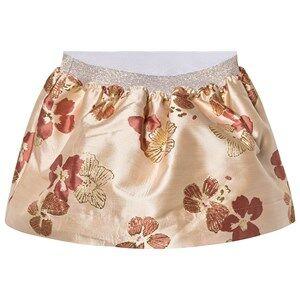 MarMar Copenhagen Rose Hibiscus Skirt 4Y/104