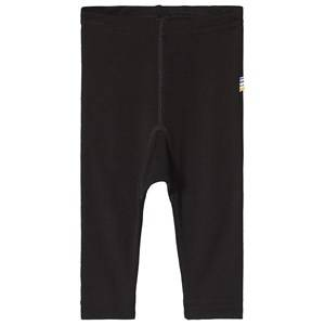 Image of Joha Merino Wool Baby Leggings Black 90 cm (1,5-2 Years)