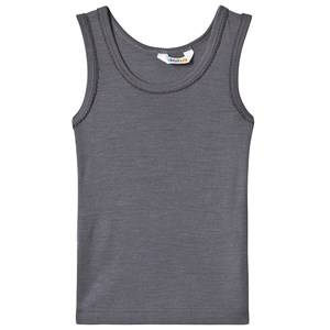 Image of Joha Merino Wool Tank Top Grey 150 cm (11-12 Years)