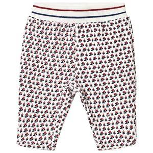 Petit Bateau Pantalon Mar/Mu White 3 Months