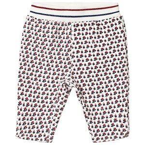 Petit Bateau Pantalon Mar/Mu White 18 Months