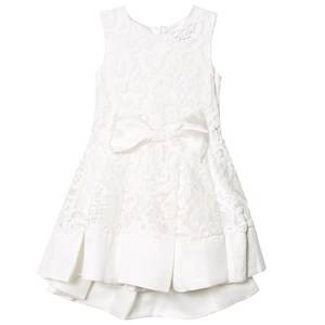 Bardot Junior White Big Bow Sleeveless Dress 12 years