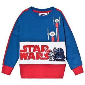 Fabric Flavours Star Wars Color Block Sweatshirt 6-7 years