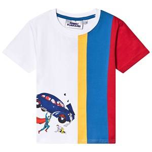 Fabric Flavours Superman Action Comic T-Shirt 5-6 years