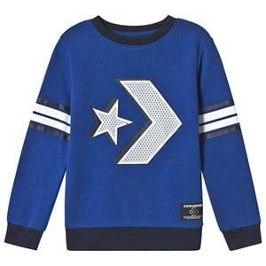 Converse Retro Sport Sweatshirt Blue 12-13 years