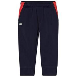 Lacoste Branded Sweatpants Navy 8 years