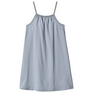 A Happy Brand Gathered Dress Grey 86/92 cm