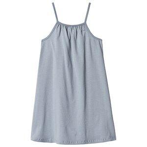 A Happy Brand Gathered Dress Grey 98/104 cm