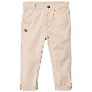 ebbe Kids Sten Chinos Pants Sand Fog 152 cm (11-12 Years)
