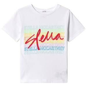 Stella McCartney Kids Stella T-Shirt White 5 years