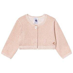 Petit Bateau Bolero Mar/Co Pink 12 Months
