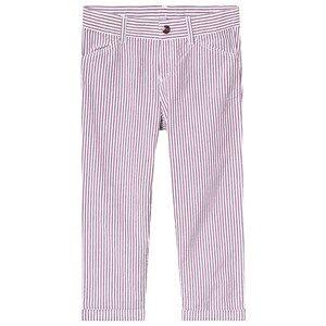 Petit Bateau Pantalon Vin/Ma3 White 36 Months