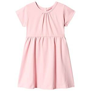 A Happy Brand Short Sleeve Dress Pink 134/140 cm