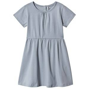 A Happy Brand Short Sleeve Dress Grey 122/128 cm