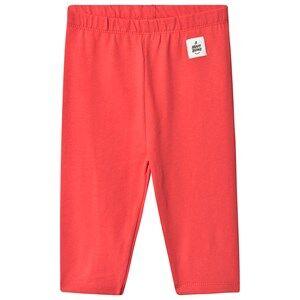 A Happy Brand Capri Leggings Red 86/92 cm