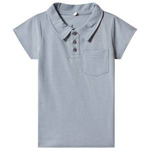 A Happy Brand Polo Shirt Grey 98/104 cm