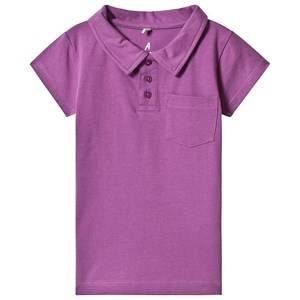 A Happy Brand Polo Shirt Purple 122/128 cm