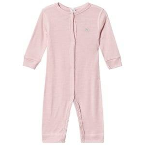 Lillelam Wool One-Piece Pink 98 cm (2-3 Years)