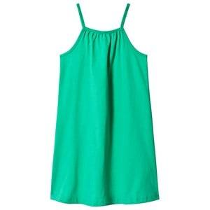 A Happy Brand Gathered Dress Green 86/92 cm