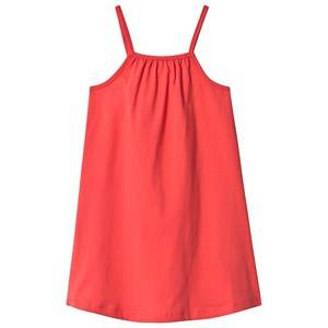 A Happy Brand Gathered Dress Red 86/92 cm