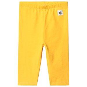 A Happy Brand Capri Leggings Yellow 98/104 cm