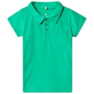 A Happy Brand Polo Shirt Green 110/116 cm