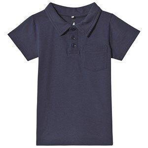 A Happy Brand Polo Shirt Navy 122/128 cm