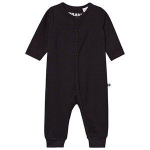 The BRAND Baby One-Piece Black Pyjamas