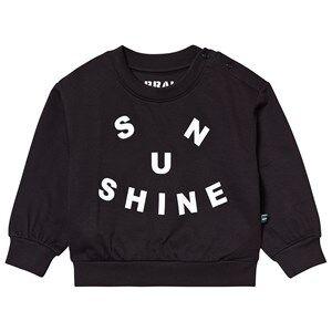 The BRAND Crop Sweater Black 104/110 cm