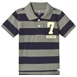 GAP Fr Logo Polo Vintage Palm 4 Years