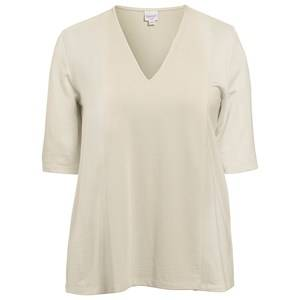 Boob wagger V Neck Top Lime tone (36)