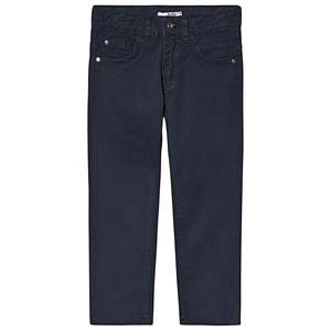 Image of Dr Kid Navy 5 Pocket Chinos 6 years