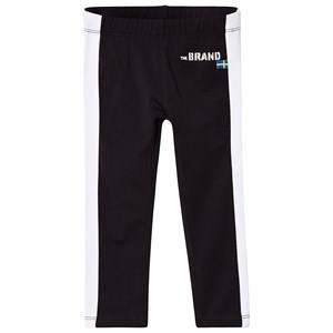 The BRAND TIGHTS BLACK 92/98 cm
