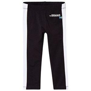 The BRAND TIGHTS BLACK 104/110 cm
