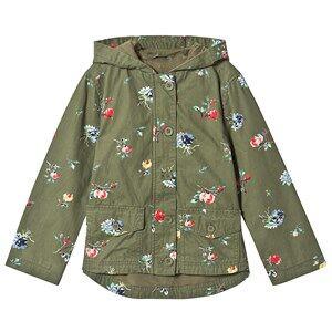 Image of GAP Gap Parkas Shirt Jacket Walden Green XS (4-5 Years)