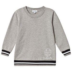 Civiliants Sweater Flash The World Grey Melange 116/122 cm