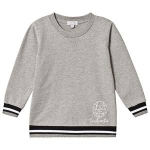 Civiliants Sweater Flash The World Grey Melange 128/134 cm