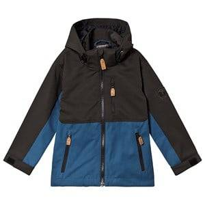 Lindberg Explorer Jacket Blue Shell jackets